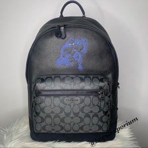 Coach Marvel Black Panther Backpack
